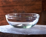 Large Glass Bowl