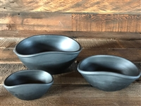 Oval Serving Bowls