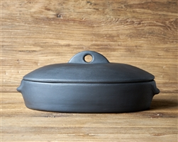 Oval Lidded Roaster