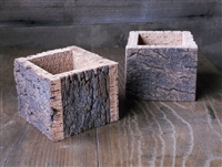 Square Cork Planter