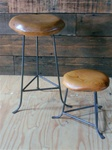 Sculpted Stools