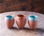 Terra-cotta Wine Cups