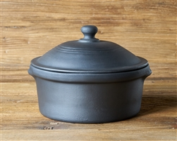 Round Lidded Roaster