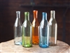 Colorful Blown Glass Bottles